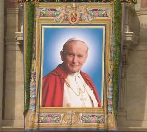 Seliger Johannes Paul II., Bild: papst.co/kathspace.com