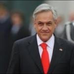 Papst empfängt den Präsidenten Chiles Sebastian Piñera