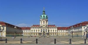 Schloss Charlottenburg, Bild: Times