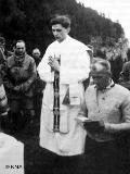 60. Jahrestag der Priesterweihe von Joseph Ratzinger am 29. Juni 2011
