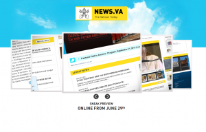 Neue Internetseite des Vatikans: news.va