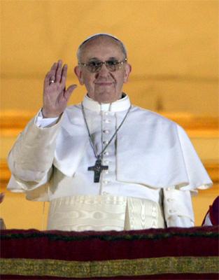 Papst Franziskus, Papa Francesco, Pope Francis